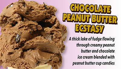 Chocolate Peanut Butter Ecstasy